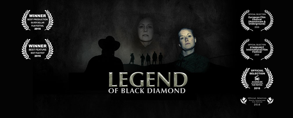 Legend of Black Diamond poster