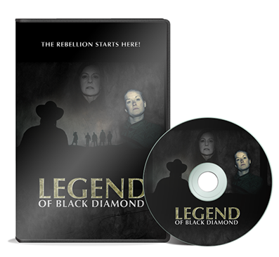 Legend of Black Diamond DVD